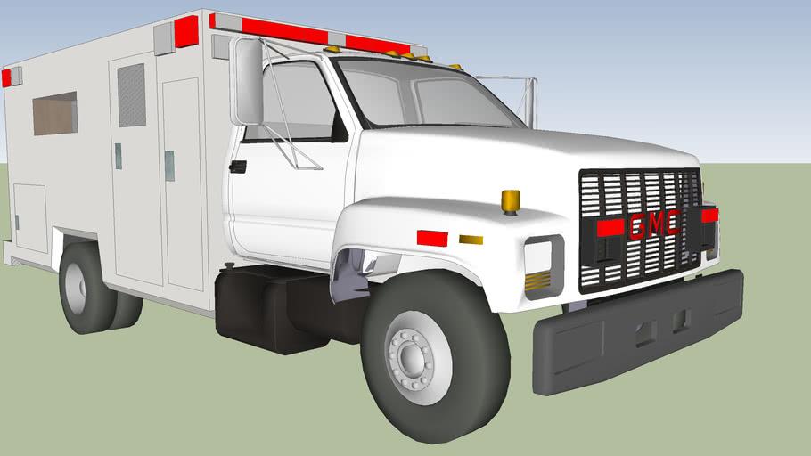 ambulance type 4 la brec