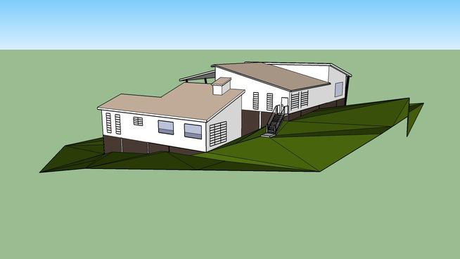 Modern House (Revised)