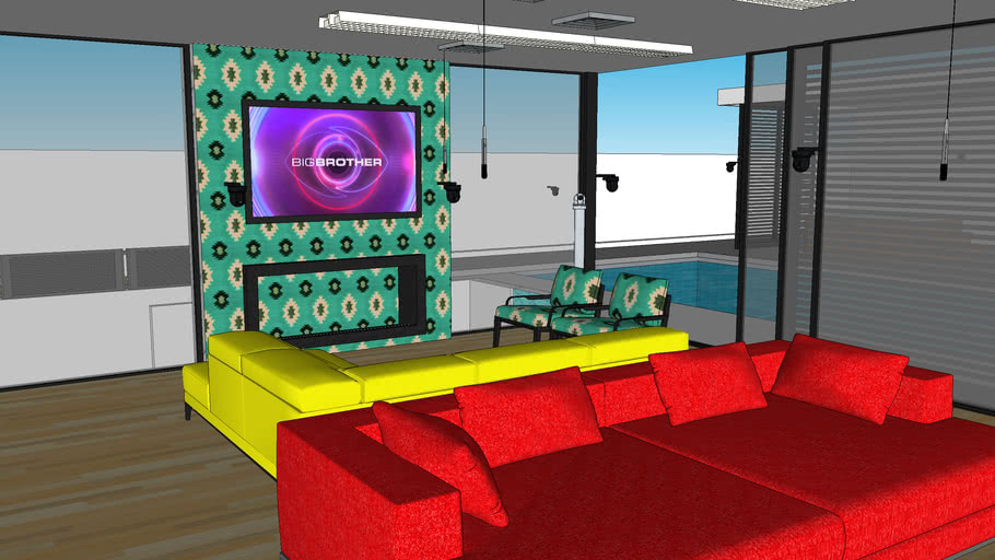 Big Brother 2021 House