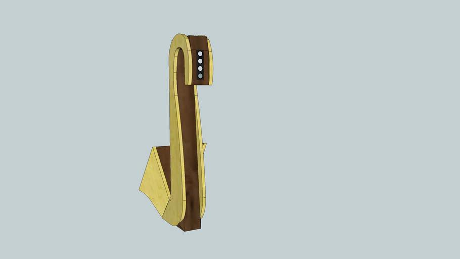 Sax SPEAKER BOX design!!!