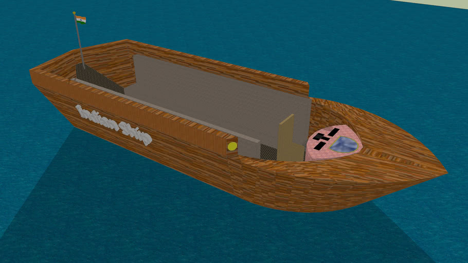 Indian Boat