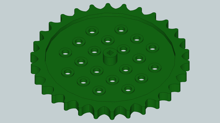 VEX 30 Tooth High Strength Sprocket