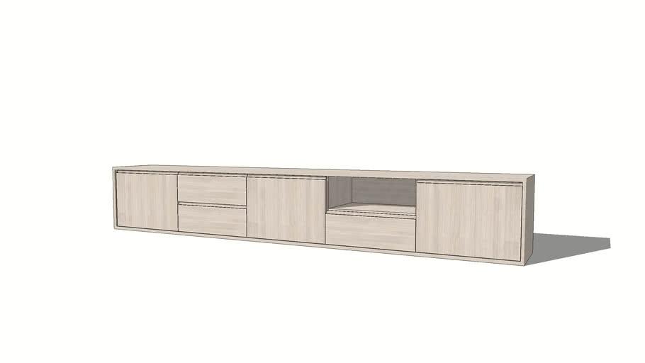 Aurora TV-meubel, AH15E