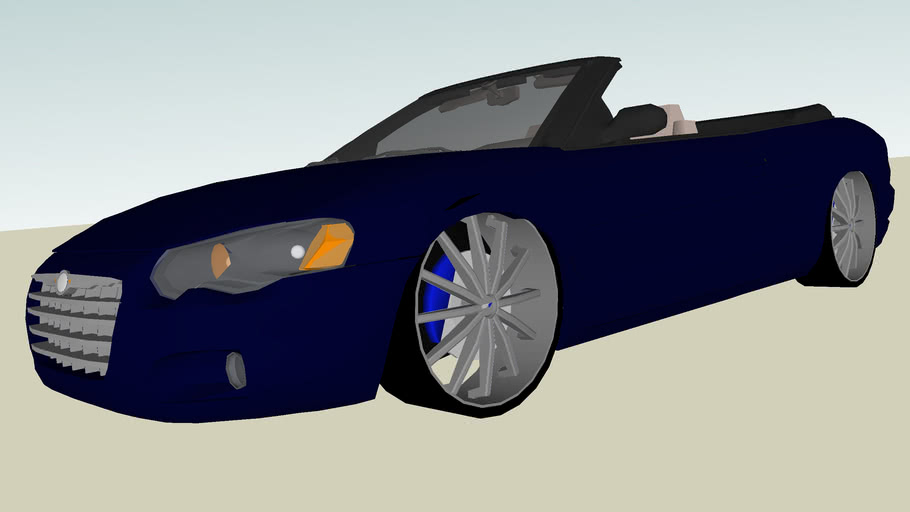Modified Chrysler Sebring