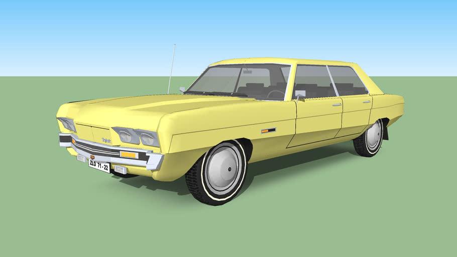 1971 Skylark Wayer