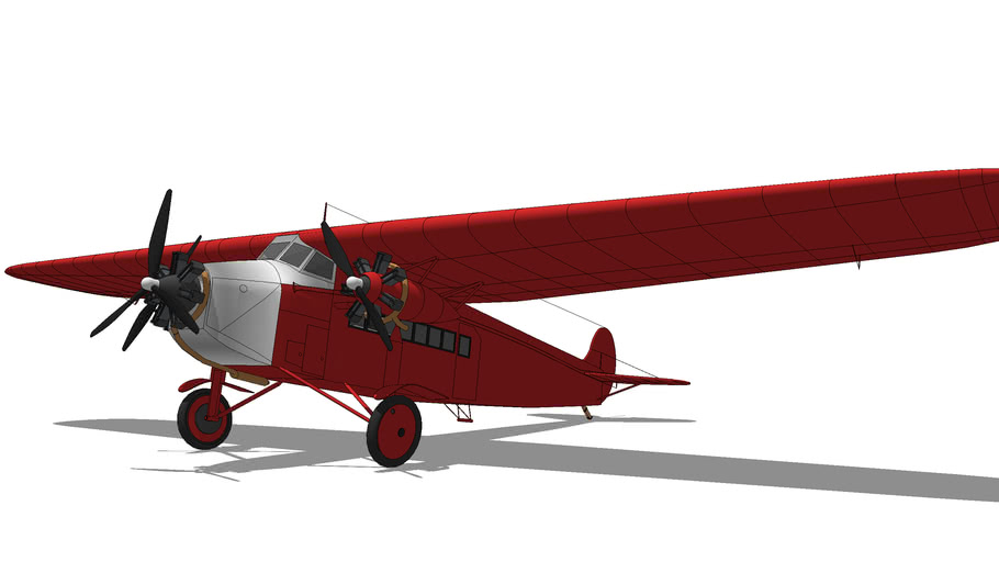 Fokker F.VIIa/3m