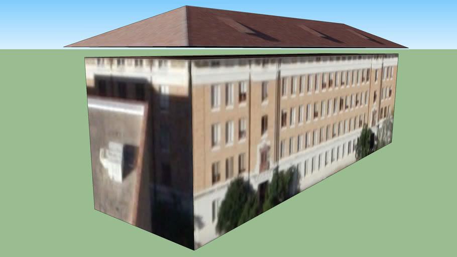 Wagner Hall, UT Austin Campus
