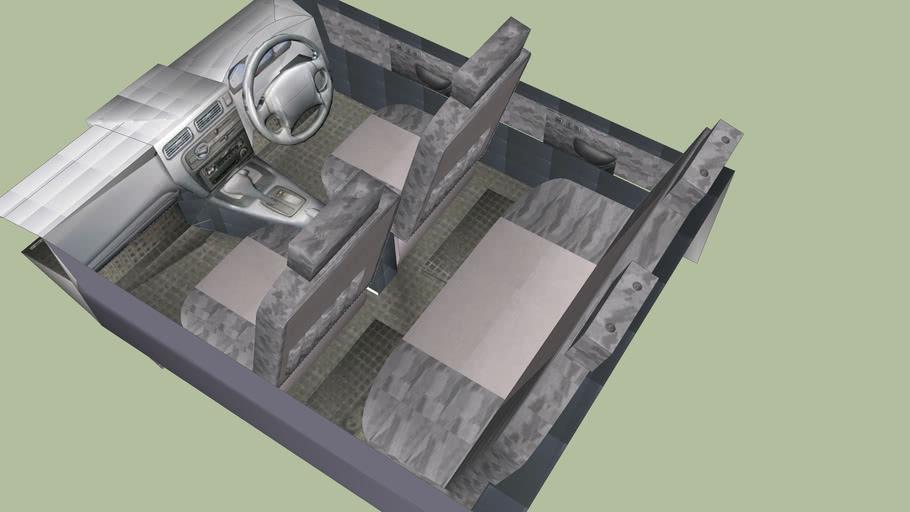 My interior i will be modding lots
