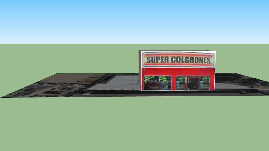 Super Colchones Guadalajara, Jalisco (draft 2)