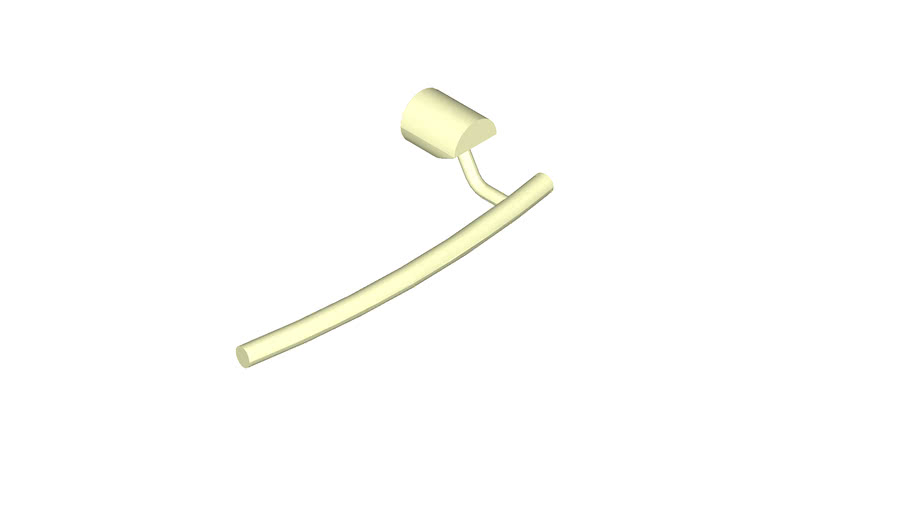 JUSTIME Towel Rail_6892-60-80CP