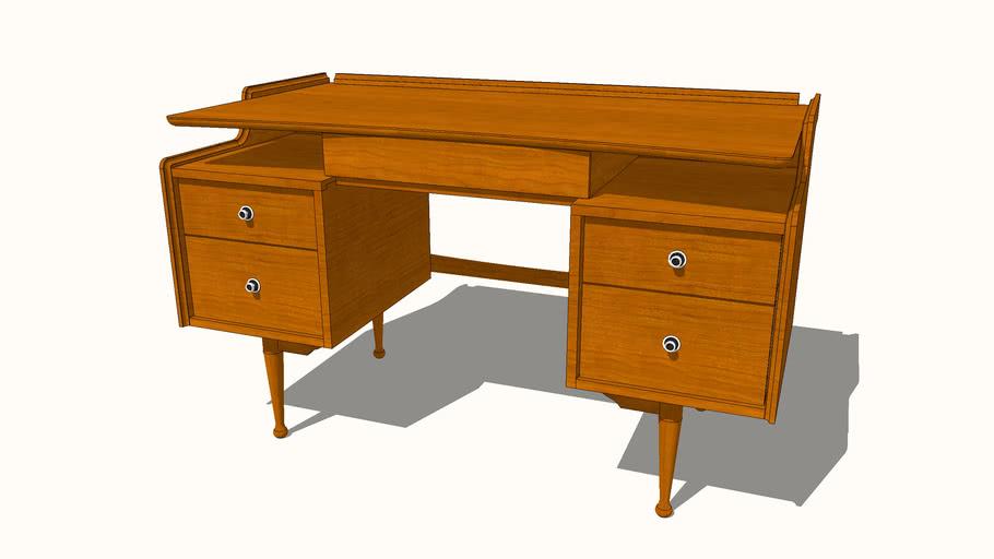 Stonefield Floating-Top Desk