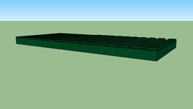 Graf Display Bench