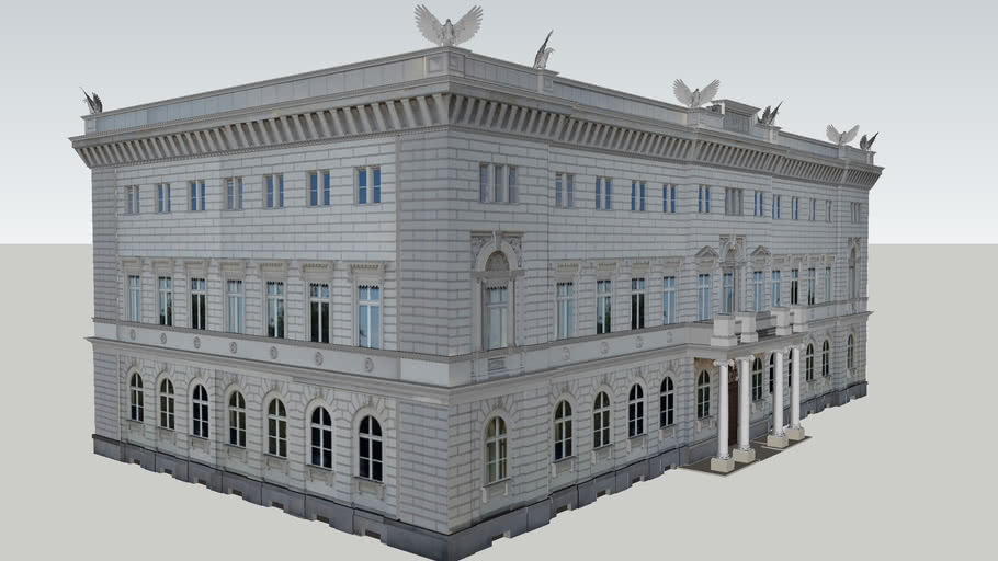 Alte Kommandantur (Old Commandantura)  - Kommandantenhaus (Commandant's House)  - Berlin