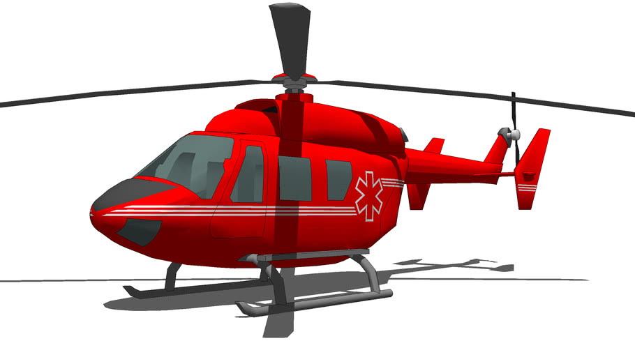 Eurocopter BK117 (STARS Air Ambulance)