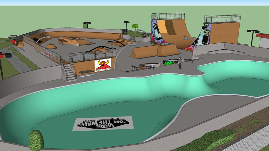 Fully Sick Skatepark