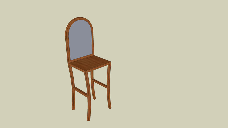 Table W/ Mirror