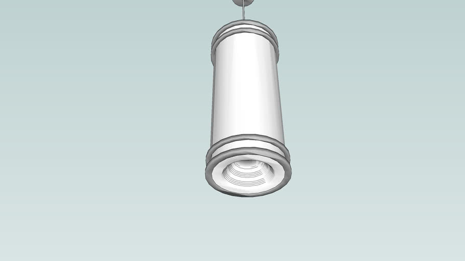Cylinder Ceiling Pendant Cp4346 Visa