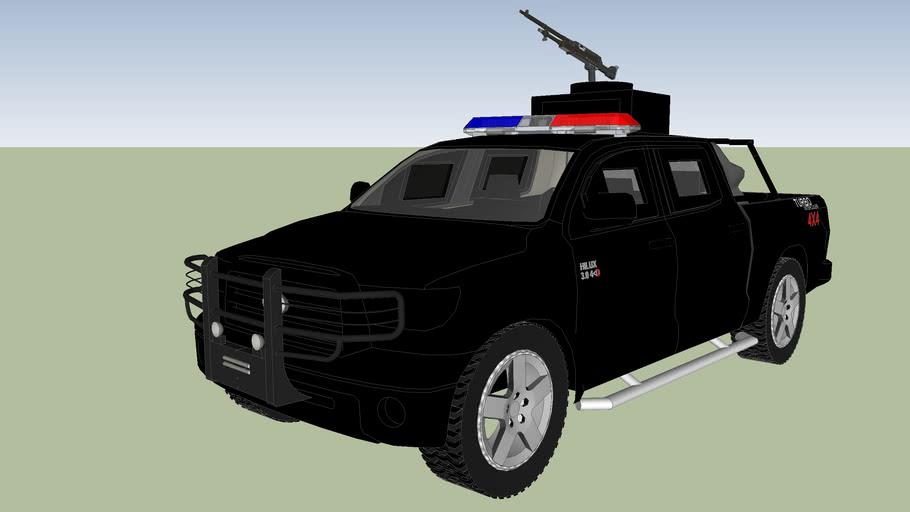 patrulla blindada 2012