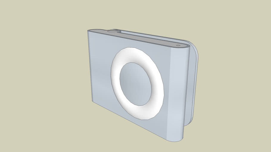 iPod Shuffle G2 (unfinished)
