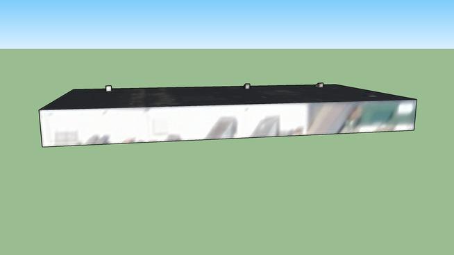 格拉尼特城, 伊利诺斯 62040, 美国的建筑模型