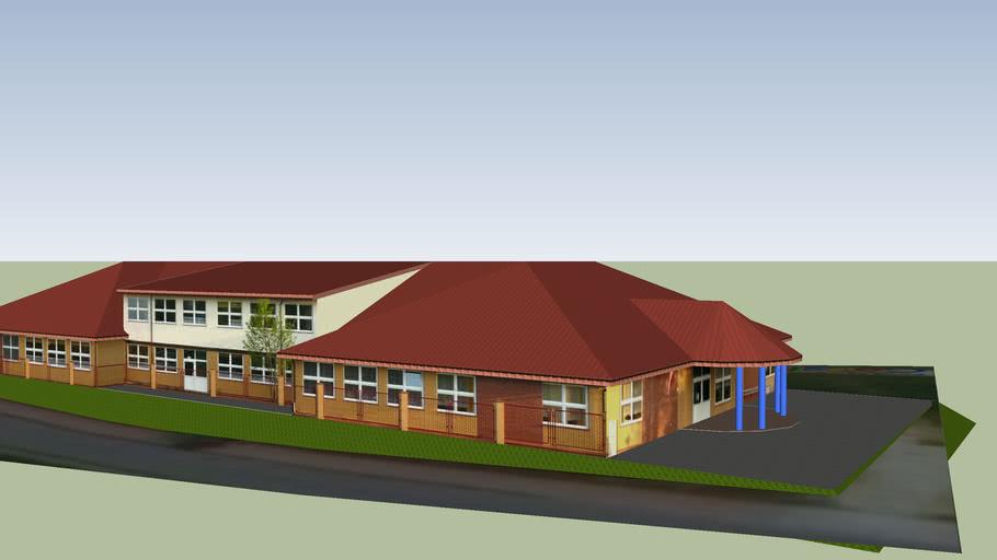 Przedszkole samorządowe w Gdowie