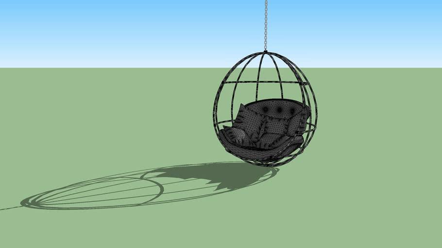 Hanging Swing Chair | Balcony Jhula |sAs | Balcony Garden