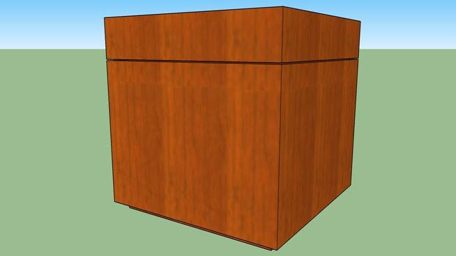 """Cube 18""""x18"""""""