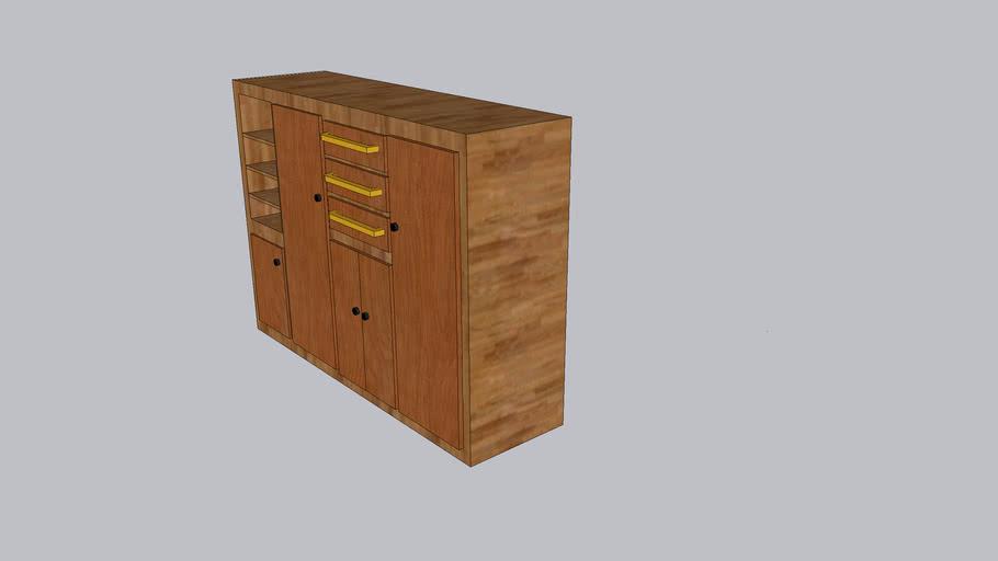 Kitchen cabin - large -_Korta-Products