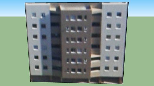 此建築物位於 巴西聯邦區巴西利亞