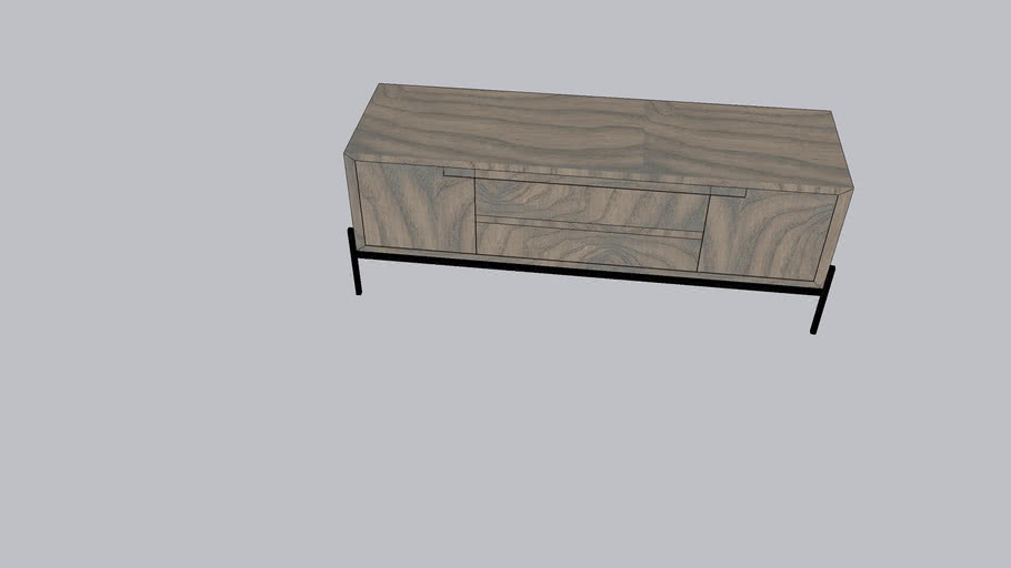 Room and Board Kinley Media Console