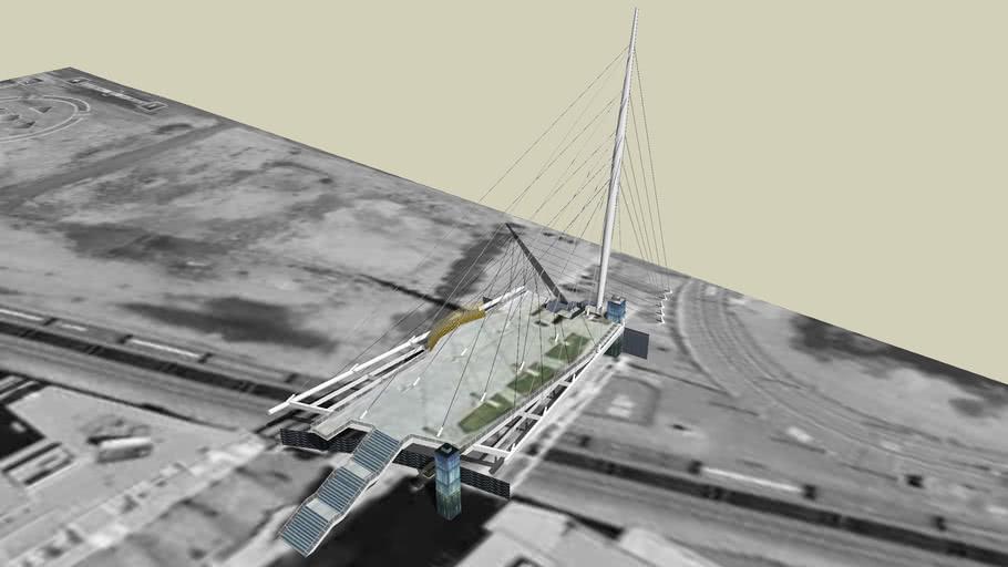 Millennium Bridge, Denver