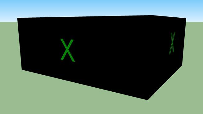 a x box