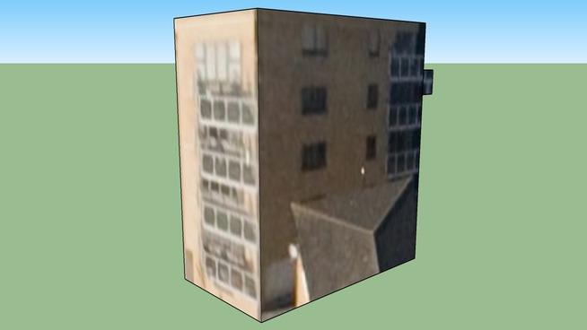 Building in Penarth, South Glamorgan CF64 1DU, UK
