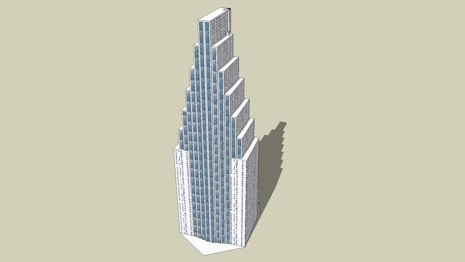 Mirrors Edge Building 3