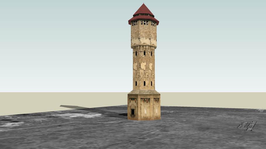 Wieża ciśnień  ,Katowice - Szopienice