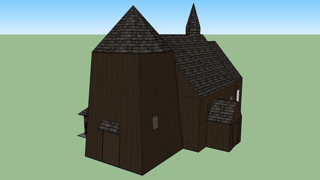 Drewniany kościół chocianowice