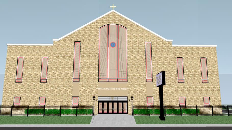 Refuge Temple Church of God In Christ