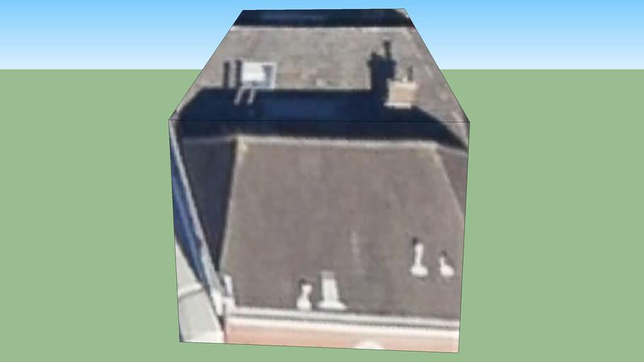 Gebouw in 2585 CN Den Haag, Nederland