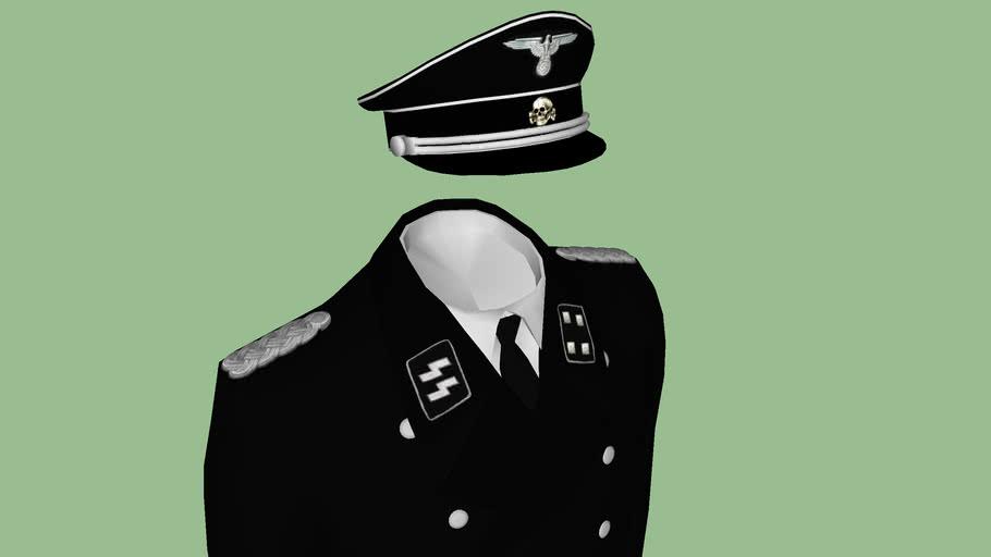 Sturmbannführer, SS (before 1939)