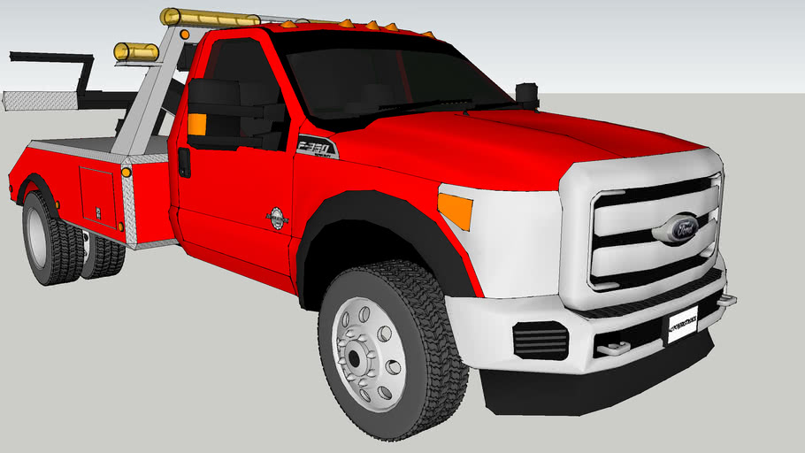 2011 Ford F-350 Tow Truck