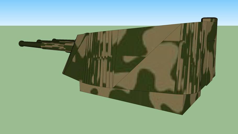 Башенная батарея №30 Форт М. Горького I Башня 2
