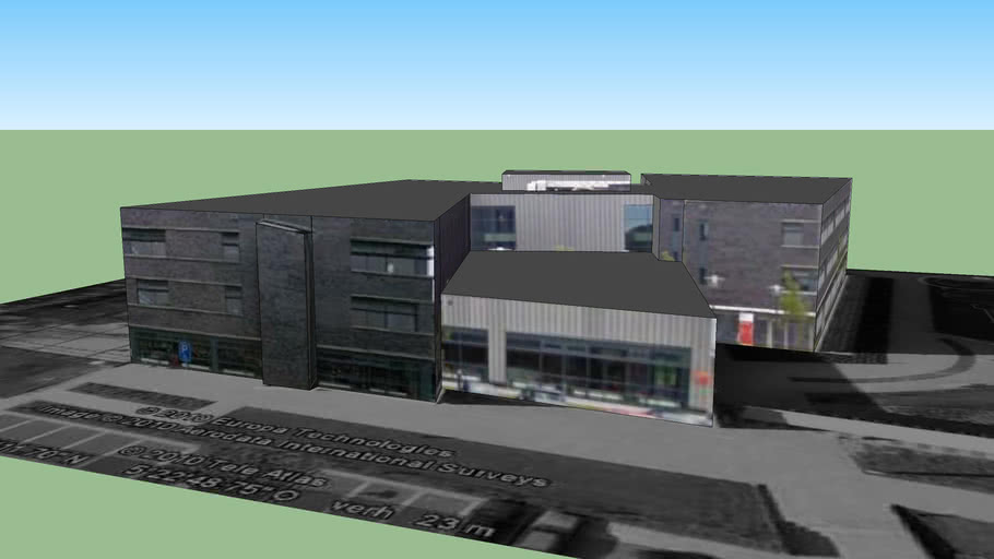 Sondervick A Building