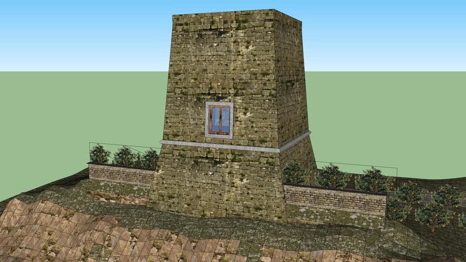 Tower 1500-1600 - Torre di avvistamento costiero Turca IX e il XV
