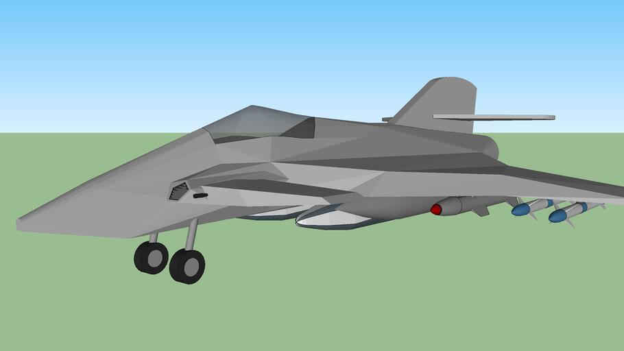 Avion de chasse V7 Bis