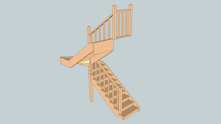 Лестница_L037