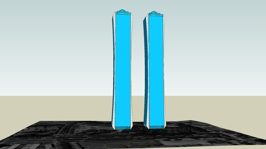 San Isidro Twin Towers (Mi Propuesta)