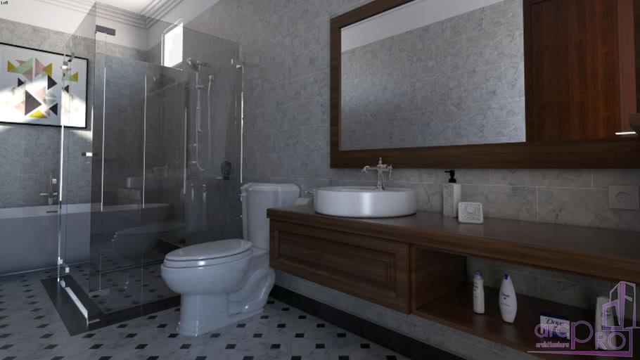 MAIN BATHROOM SKP 8 BY ARCPRO