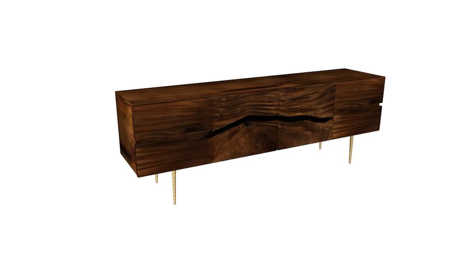 [JATRA] ZACH TV Dresser