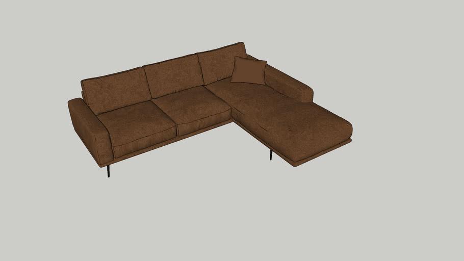 Hoekbank leer | Sofa leather