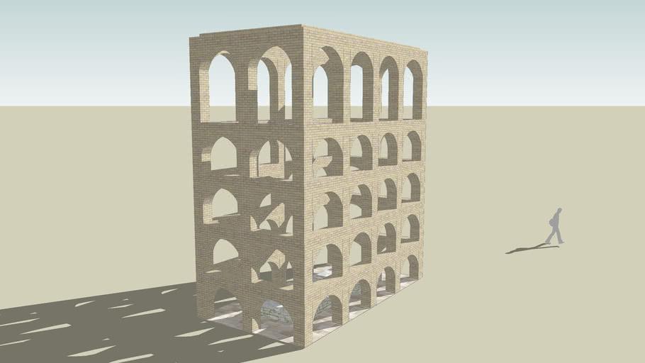 Estrutura de Arcos